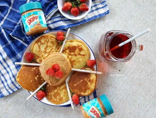 pancake skippy