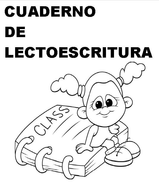 El Profe. Mas Recursos: Cuaderno de lectoescritura