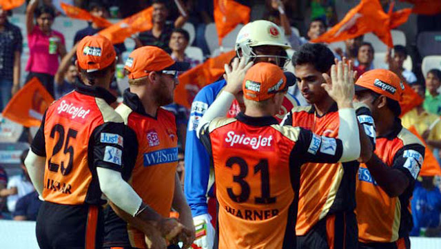 Sunrisers Hyderabad Team 2016 Complete SRH Squad List IPL 9 2016- IPL T20 Squad