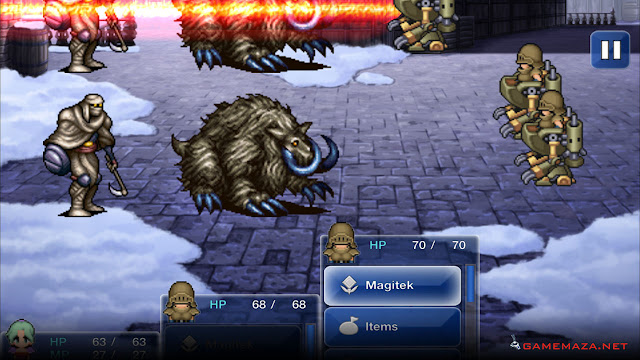 Final Fantasy VI Gameplay Screenshot 3