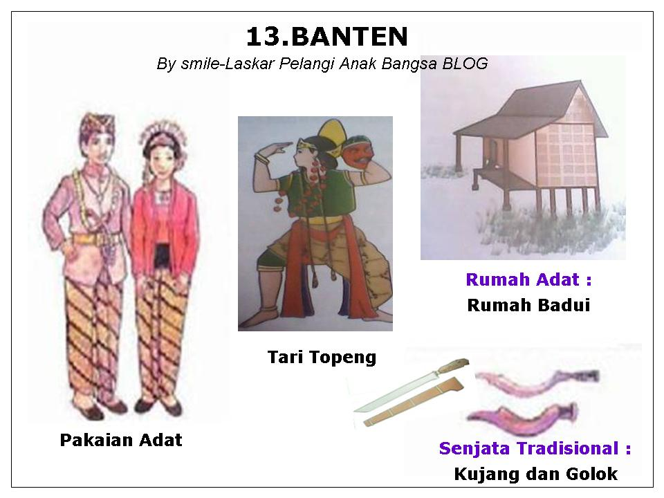 Pakaian Adat Suku Badui | Pakaian Adat Tradisional ...