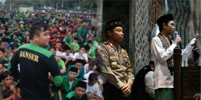 Duh... GP Ansor Keberatan Ustadz Abdul Somad Tabligh Akbar di Jepara, Alasannya ini