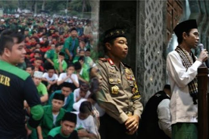 Ansor  Banser Keberatan Ustadz Abdul Somad Tabligh Akbar di Jepara, Alasannya ini