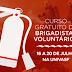 Abertas as inscrições para o curso gratuito de brigadistas voluntários em Senhor do Bonfim