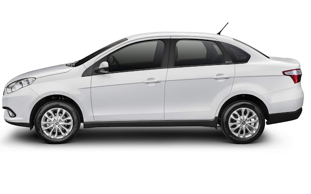 Fiat Grand Siena 2018 Attractive 1.4