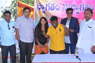 Sambhavami Telugu Movie Opening Stills 0010