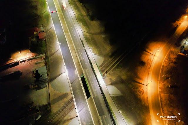 Wiadukt na Łódzkiej w Toruniu