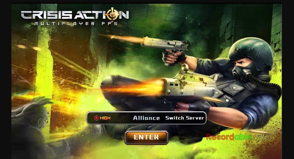 Download Crisis Action Mod Apk