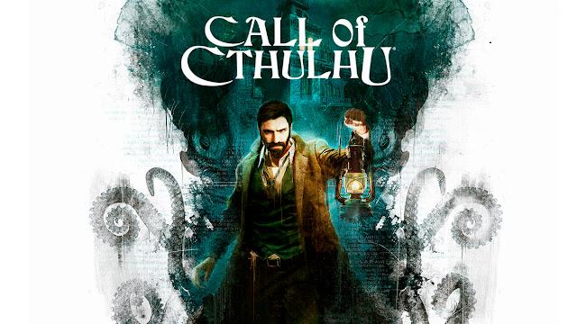 """""""Call of Cthulhu"""" Game phiêu lưu hành động kinh dị 2018"""