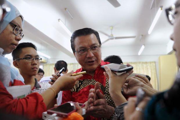 Rakyat Malaysia Harus Bersatu Padu - Liow Tiong Lai #MCA #CNY2017 #HappyChineseNewYear2017 #ChineseNewYear2017
