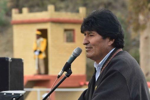 Evo Morales: El racismo es un instrumento de dominación mundial