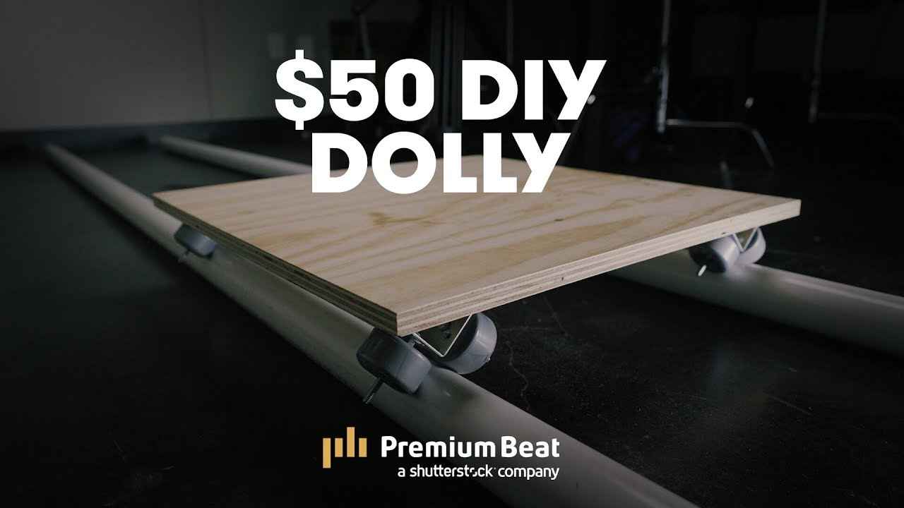 How to Build a Dolly Track for $50