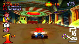 Download Game Crash Time Racing (CTR) PS1 Full Version Iso For PC | Murnia Games