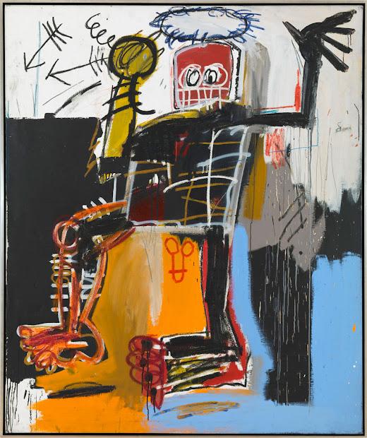 Habitually Chic Basquiat Gagosian