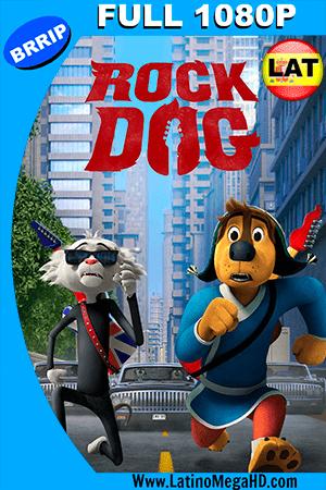Rock Dog: El Perro Rockero (2016) Latino FULL HD 1080P ()