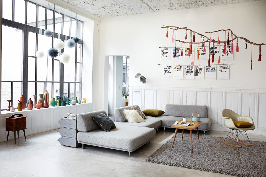 ma maison au naturel une maison de style industriel. Black Bedroom Furniture Sets. Home Design Ideas