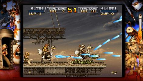 تحميل لعبة حرب الخليج Metal Slug للكمبيوتر مضغوطة برابط مباشر