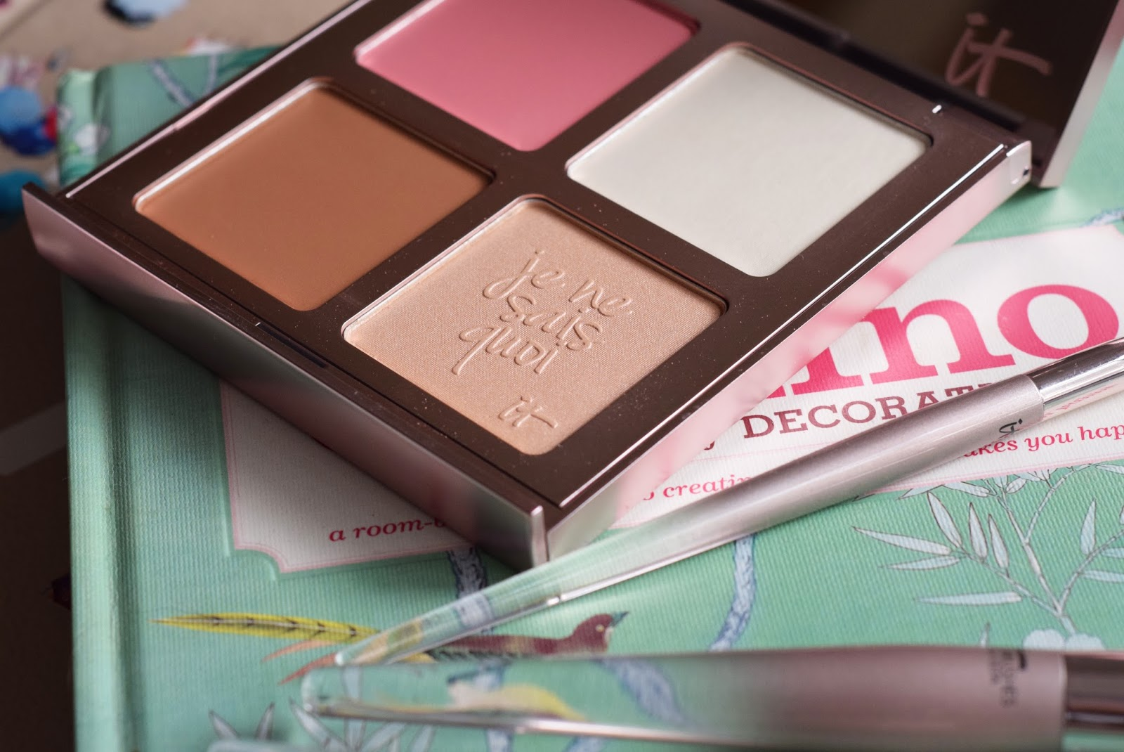 Holidays with It Cosmetics