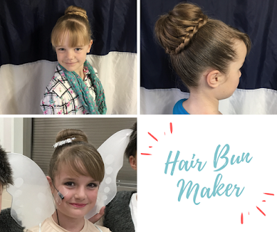 Hair Bun Maker {Friday Finds}