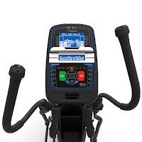 Nautilus MY18 E616 Dual Track blue backlit console, image
