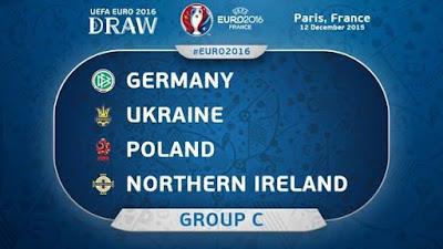 Keputusan EURO 2016 Kumpulan C