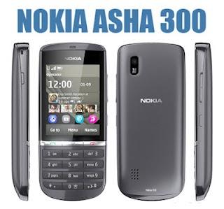 firmware nokia asha 300 bi only