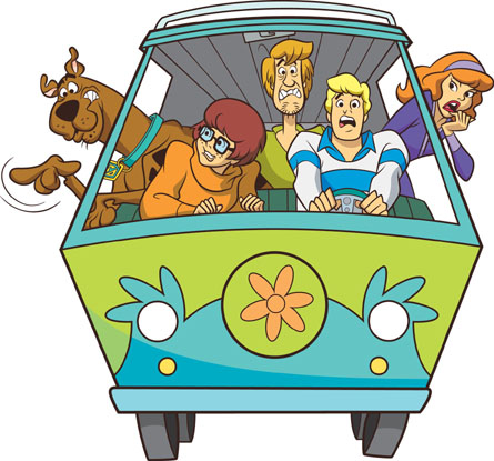 Grupo De Estudos Equipe 2 Tipos De Animacao E Scooby Doo Cade