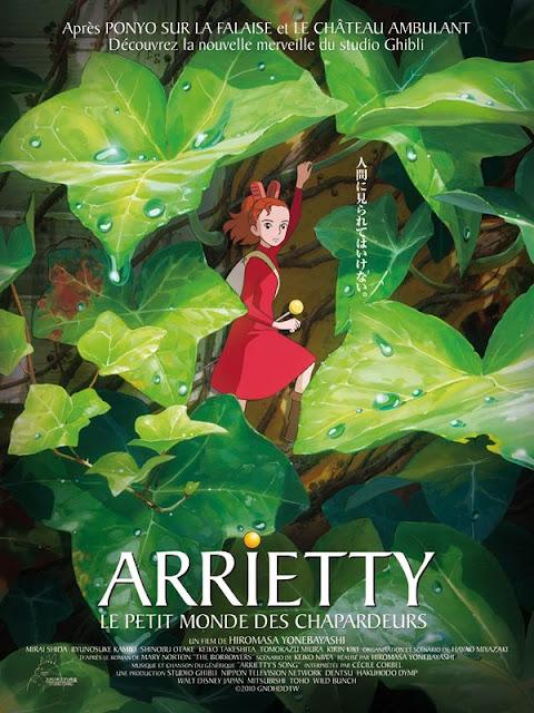 Arrietty Ghibli