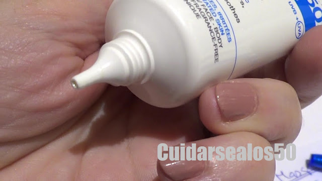 Dosificador crema cica-créme de Uriage