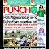 NIGERIA NEWSPAPERS: TODAY'S THE PUNCH NEWSPAPER HEADLINES [7TH JANUARY, 2018].