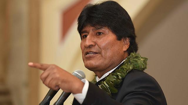 """Evo Morales califica de """"trampa"""" solicitud de EEUU de eliminar requisito de visado (+Tuits)"""