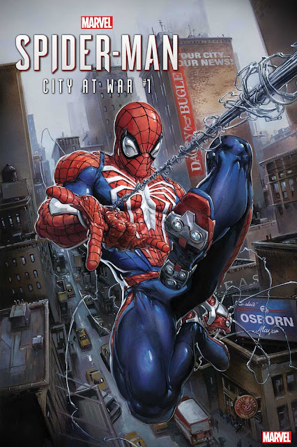 Marvel's Spider-Man: City of War