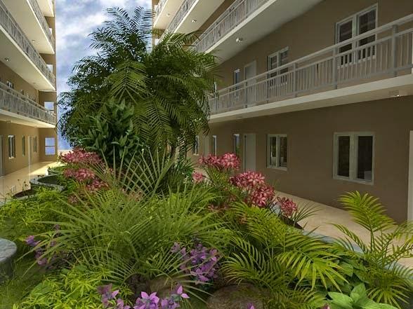 Illumina Residences Garden Atrium