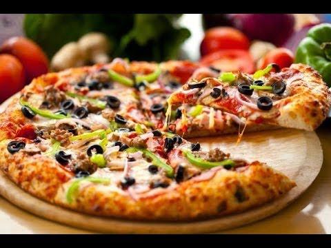 الحرشة على شكل pizza اروع و الذ و اطيب بيتزا مع طريقة لا تخطر على بال
