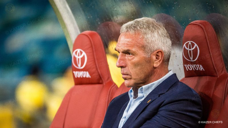 PSL Fixtures & PSL News: Kaizer Chiefs coach Ernst Middendorp very  confident ahead of Mamelodi Sundowns clash