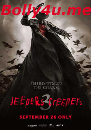 Jeepers Creepers 3 2017 HDTV 250MB English 480p Watch online Full Movie Download bolly4u