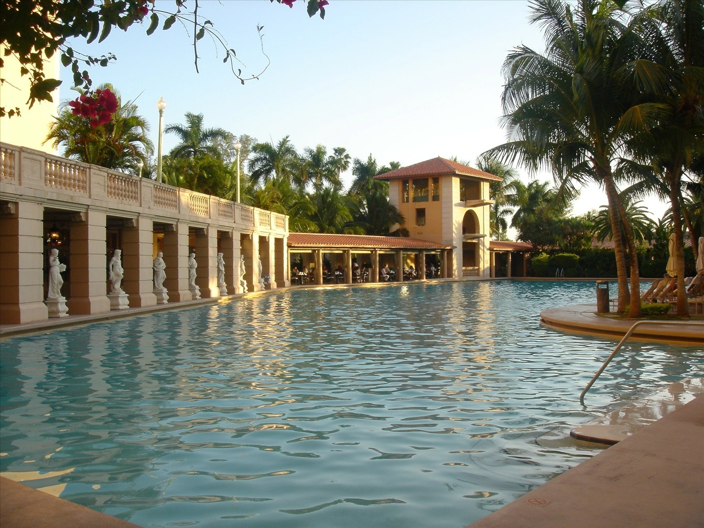 my fictional travel blog about miami: biltmore hotel