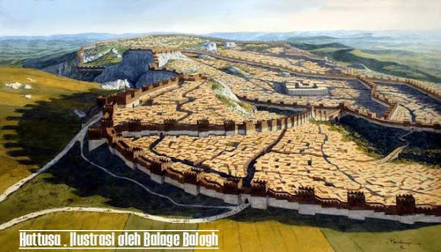 Mengenal Hattusa, Ibukota Kuno Orang Het