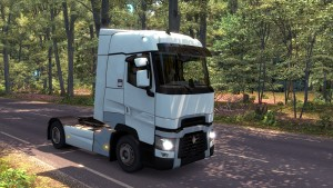 Renault Range T coming soon to ETS2