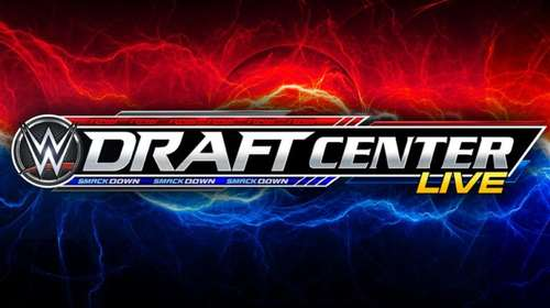 Poster Of WWE Draft Center Live 19th July 2016 750MB HDTV 480p x264 Free Download Watch Online Worldfree4u