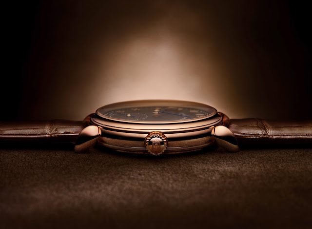 Urban Jurgensen 1140 RG Brown Limited Edition