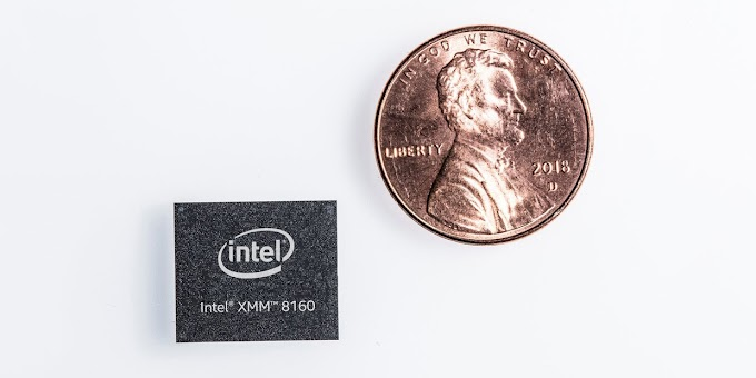 Intel XMM 8160 5G modem officially announced, set to arrive in 2020