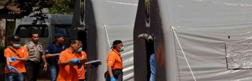 Lima Jenazah TKI Tenggelam Diserahkan Tim DVI Polda Kepri