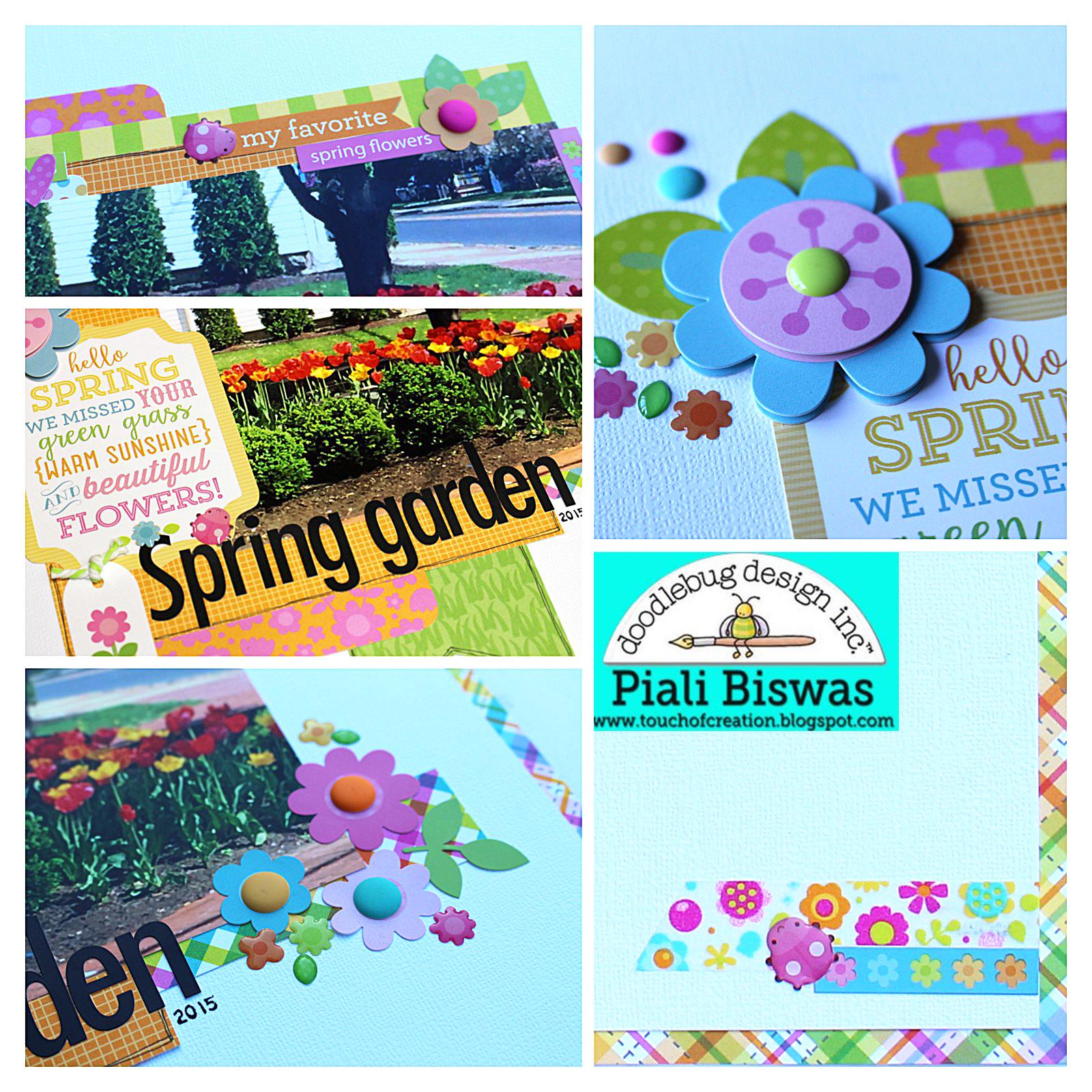 Doodlebug Design Inc Blog Spring Garden Collection