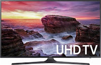 Samsung UN50MU6070FXZA 50 inches 4K Smart TV