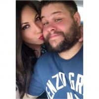 Kevin Owens Wife Karina Elias Steen Kiss