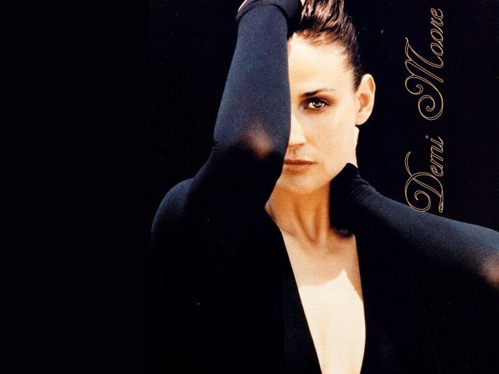Demi Moore Hd Wallpapers Wall Pc
