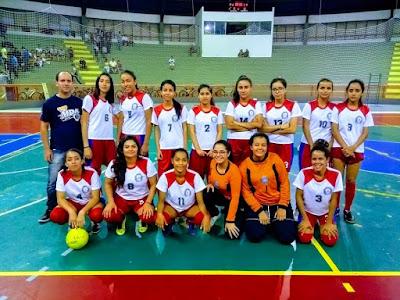 Futsal masculino de Registro-SP vence fase sub-regional dos Jogos Abertos da Juventude