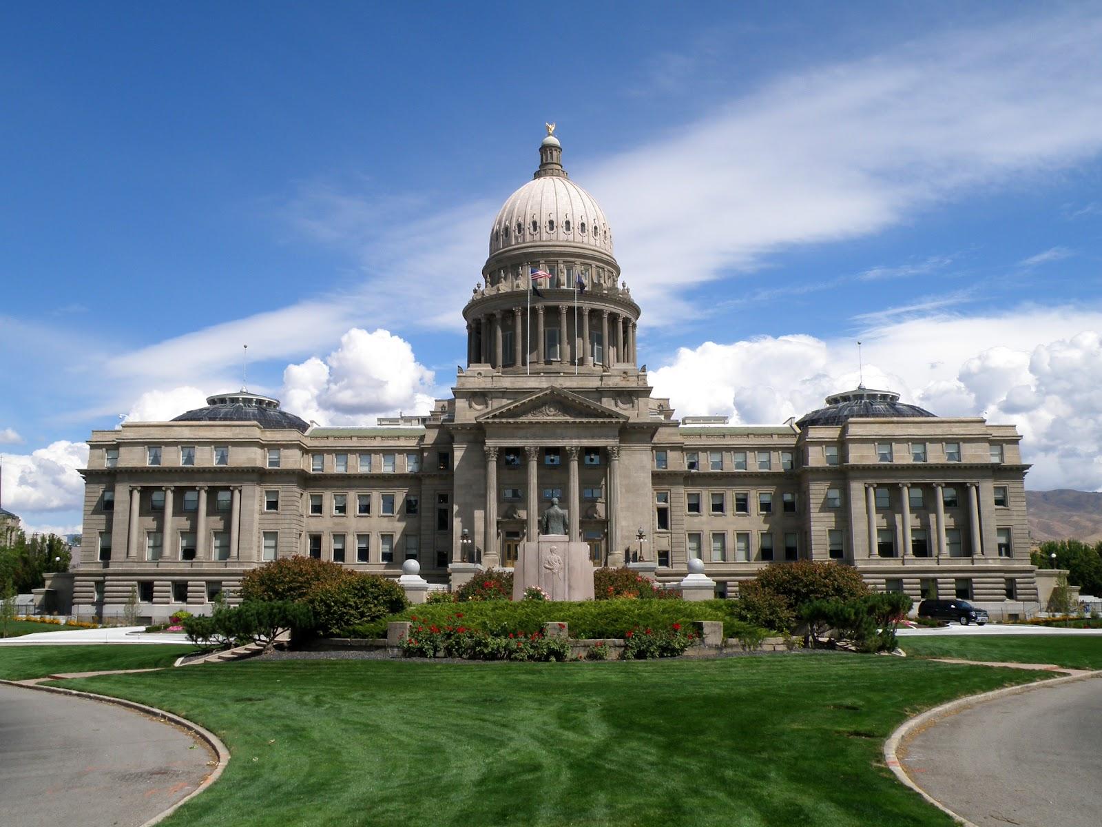 Just Round The Corner: Idaho