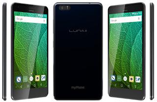 myPhone Luna II z Biedronki Luna 2